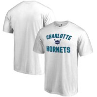 Charlotte Hornets Victory Arch T-Shirt - White