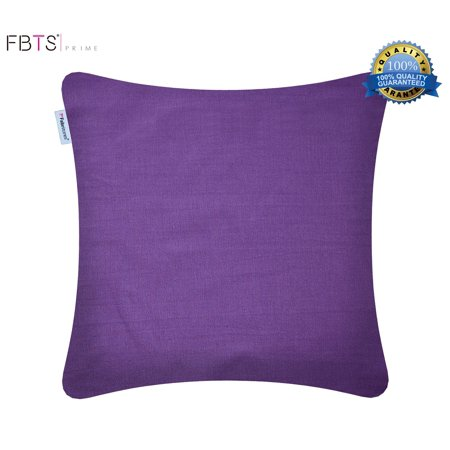 Throw Pillow Covers 40 X 40 Inches Purple Decorative Square Pillows Impressive Purple Decorative Pillows For Bed