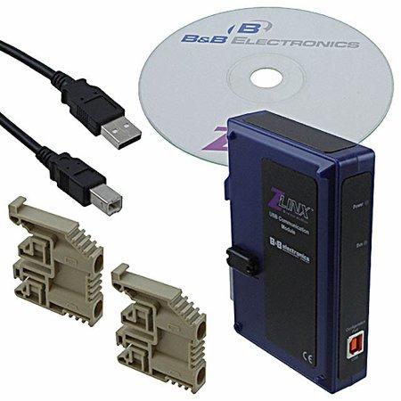 Mfg Co Electronic (B&b Electronics Mfg. Co. Zlinx Io Usb Prog Module With Cable)