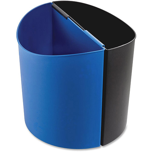 Safco 14 Gal Desk-Side Recycling Receptacle