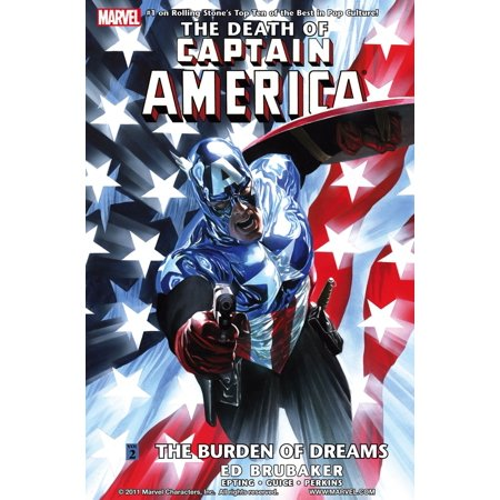 Captain America: The Death of Captain America Vol. 2 - The Burden of Dreams -