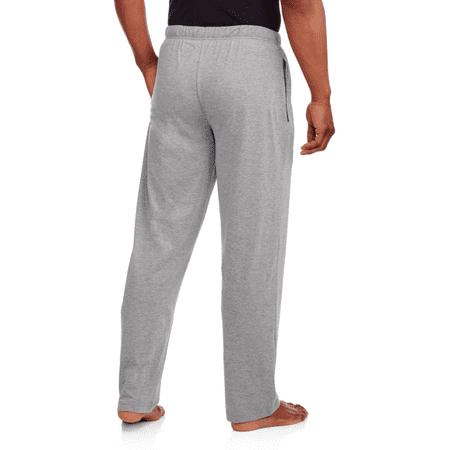 Hanes Men's and Big Men's X-Temp Solid Knit Pajama Pant
