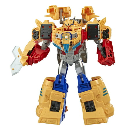 Transformers Cyberverse Spark Armor Ark Power Optimus Prime Figure