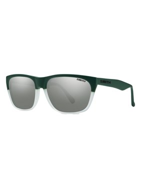 4392905a4d Product Image Adult Tioga Archive Carbonic Sunglasses Matte Olive  Crystal Super Platinum Lenses. Smith Optics