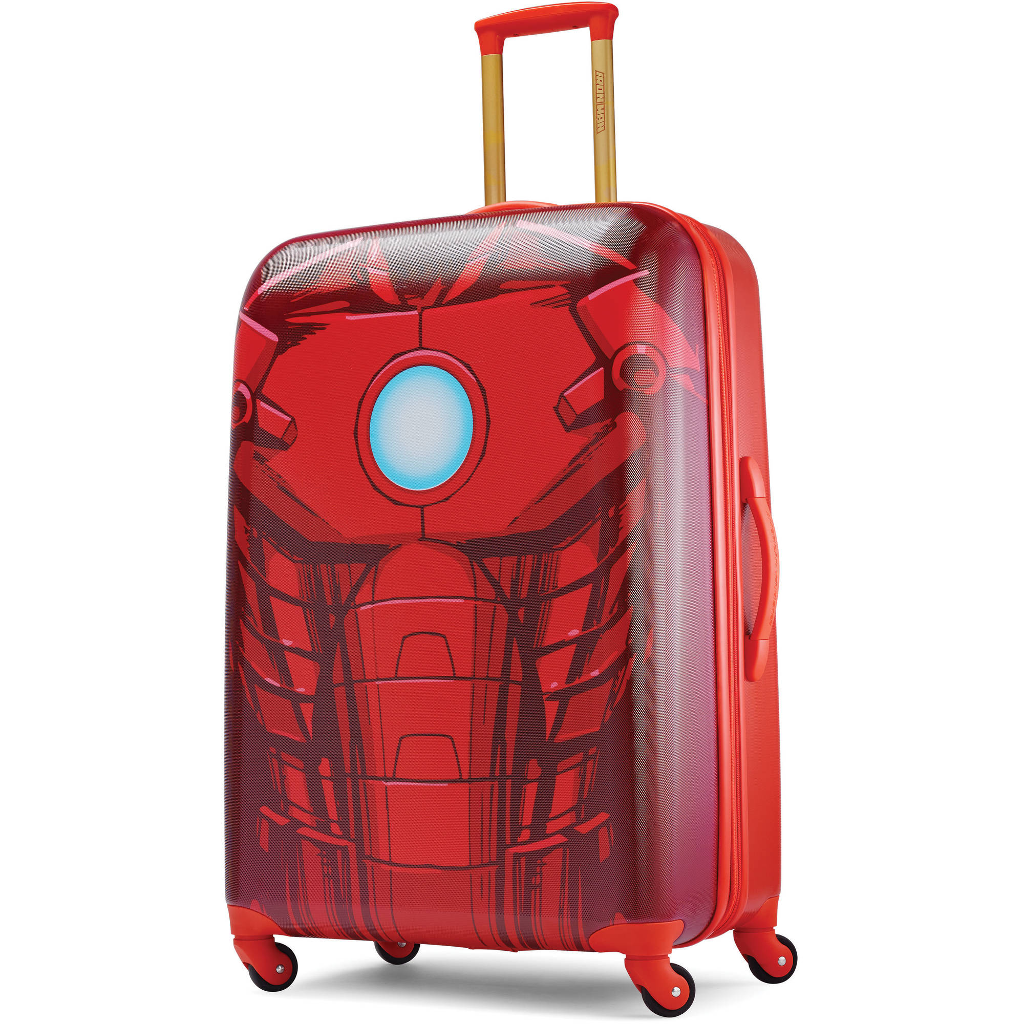 """American Tourister Marvel Iron Man 28"""" Spinner Hardside"""