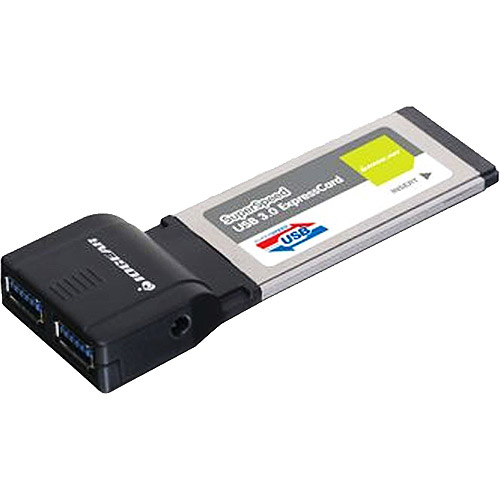 IOGEAR SuperSpeed USB 3.0 Express Card