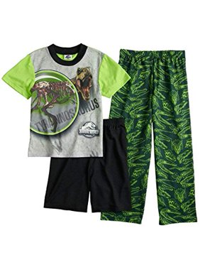 Product Image Jurassic World Boys 3 Piece Pajamas Set (8 db53beadf