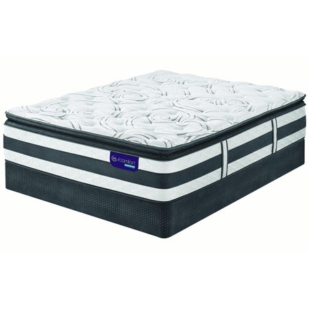 Serta iComfort Hybrid Observer Super Pillow Top Mattress