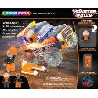 Laser Pegs Wrecker