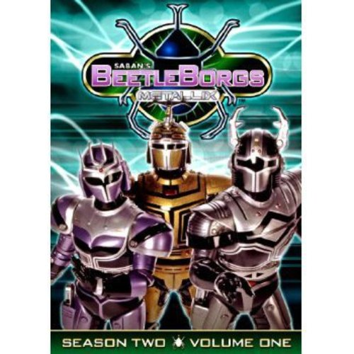 Big Bad Beetleborgs Metallix: Season Two, Volume 1 (Widescreen)