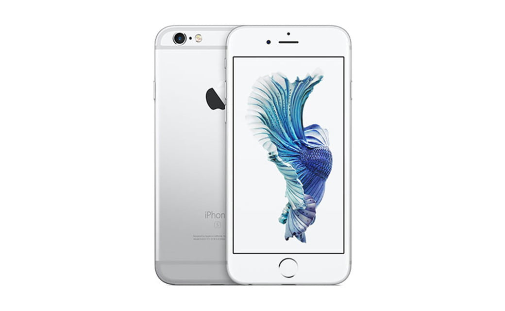 Refurbished Apple iPhone 6s Plus 16GB, Silver - AT&T - Walmart.com