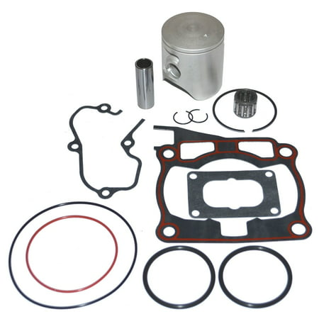 Yz125 Piston - Top Notch Parts Yamaha Yz 125 YZ125 Piston Rings Gasket O-Ring Kit Set 1998-2001