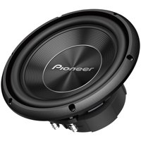 "Pioneer TS-A250D4 A-Series Subwoofer with Dual 4 Voice Coils (10"")"