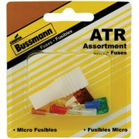 Bussmann BP/ATR-A7-RPP Automotive Fuse Assortments, Blade - Atr