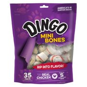 Dingo Mini Bones 35 count
