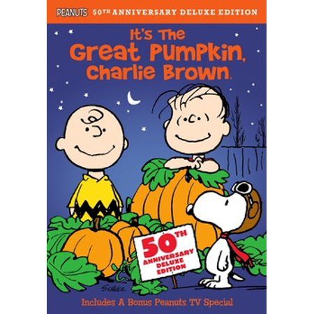 It's The Great Pumpkin, Charlie Brown (Remastered Deluxe Edition) (DVD) (2017 Charlie Brown Halloween)