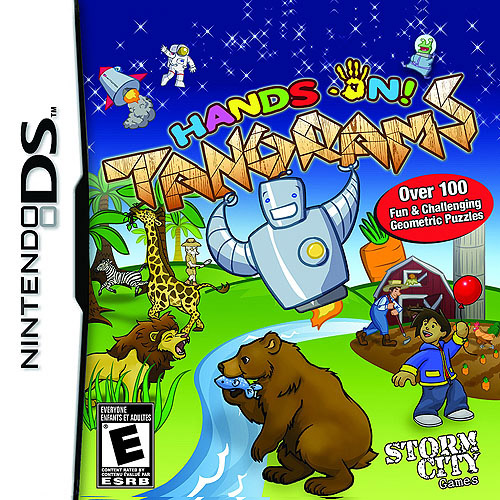 Hands on Tangrams (DS)