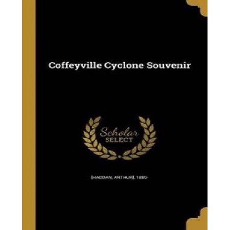 Coffeyville Cyclone Souvenir