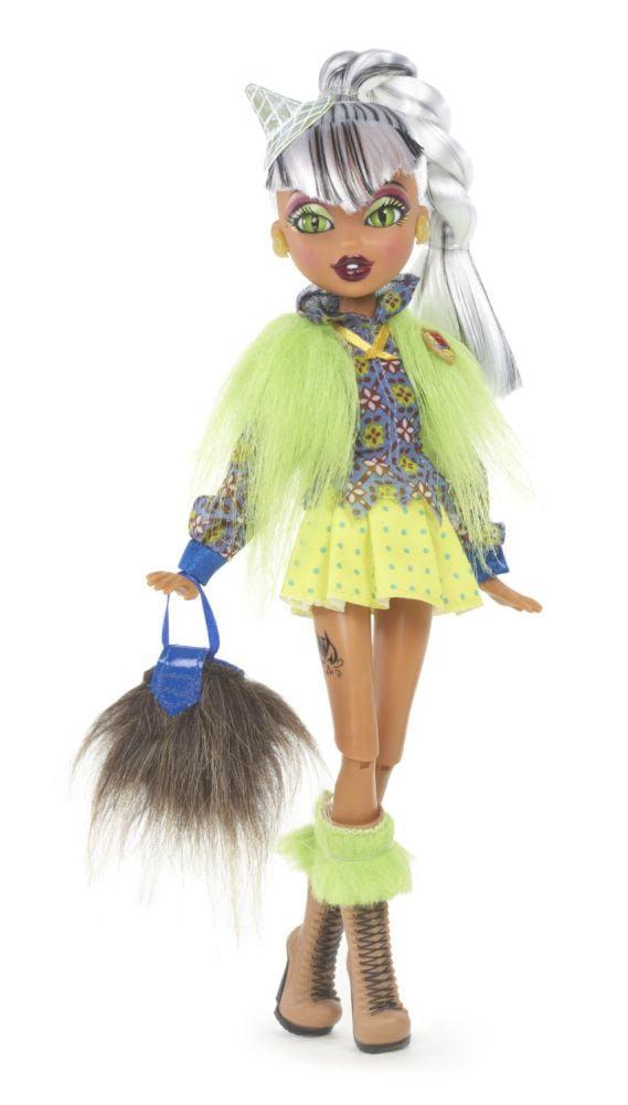 Bratz Bratzillaz Back To Magic Sashabella Paws House Of Witchez Sasha Doll by