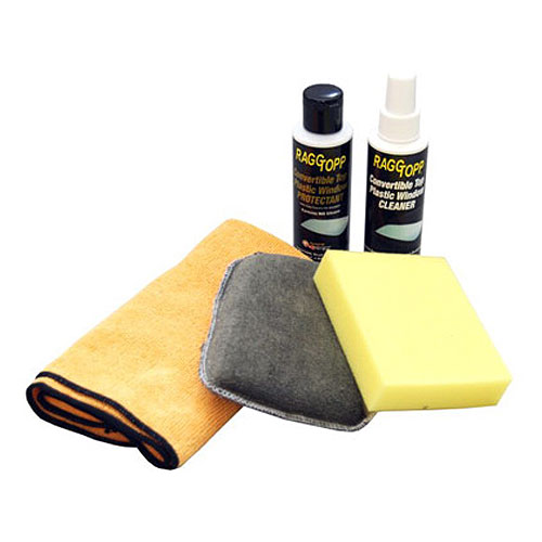 RaggTopp CONVERTIBLE Plastic Window Cleaner & Protectant Kit