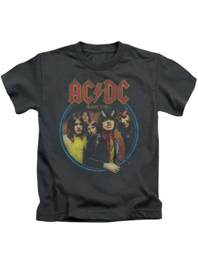 ACDC Highway To Hell Little Boys Shirt