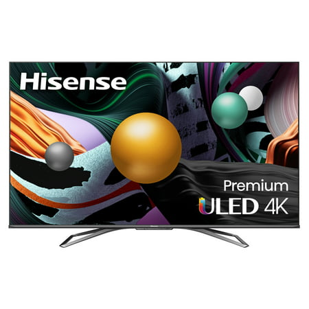 Hisense 55 inch U8G Series Quantum Android TV (model 55U8G)