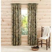 """Realtree, Xtra Camo Print Curtain - 84"""" Each - Set of (2)"""