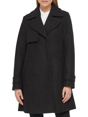 Tailored A-Line Coat