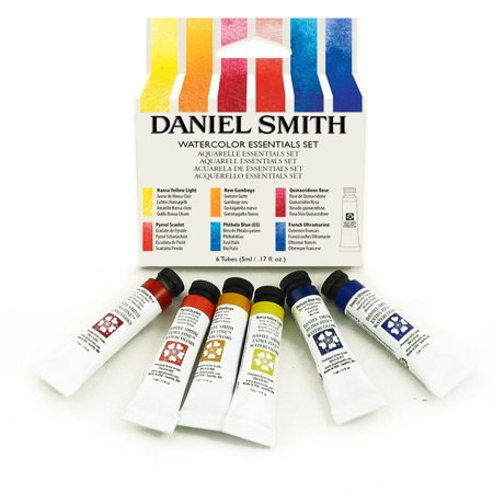 Daniel Smith Ink (Daniel Smith Essentials Introductory Watercolor Set)