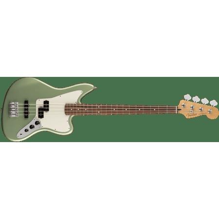 Fender Player Series  Jaguar? Bass . Pau Ferro Fingerboard, Sage Green (Fender Classic Player Jaguar Special Hh Review)