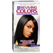 Dark and Lovely Reviving Colors, No.391, Radiant Black, 1 ea (Pack of 2)