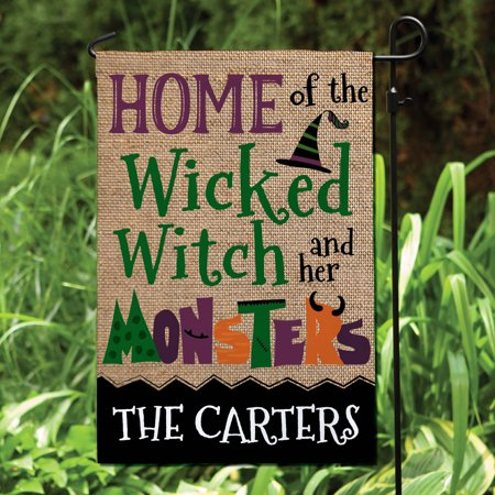 Wicked Witch Legs (Wicked Witch and Her Monsters Personalized Garden)