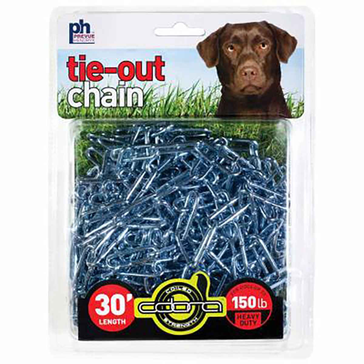 Prevue Pet 3.8mm x 30 Tie Out Chain' - 2126