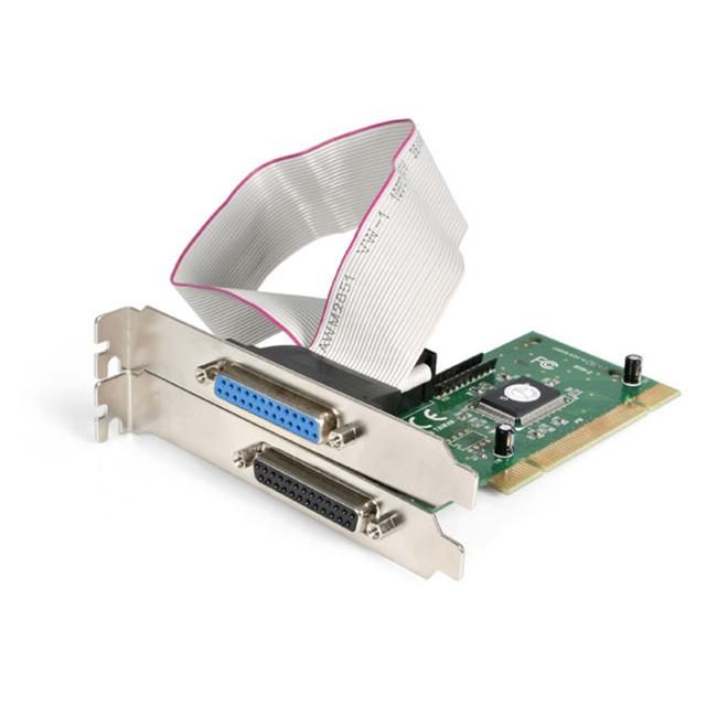 2 Port Parallel PCI Card Adapter IE