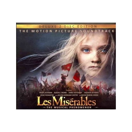 Les Miserables Soundtrack (CD)