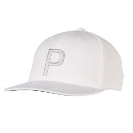 PUMA YOUTH P SNAPBACK HAT JUNIOR CAP NEW 2018 - PICK COLOR ... 983009019b6