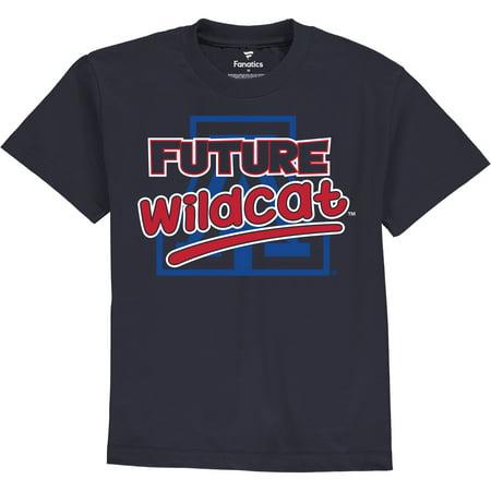 f9ca4f0964f2c Arizona Wildcats Fanatics Branded Infant Future Star T-Shirt - Navy -  Walmart.com