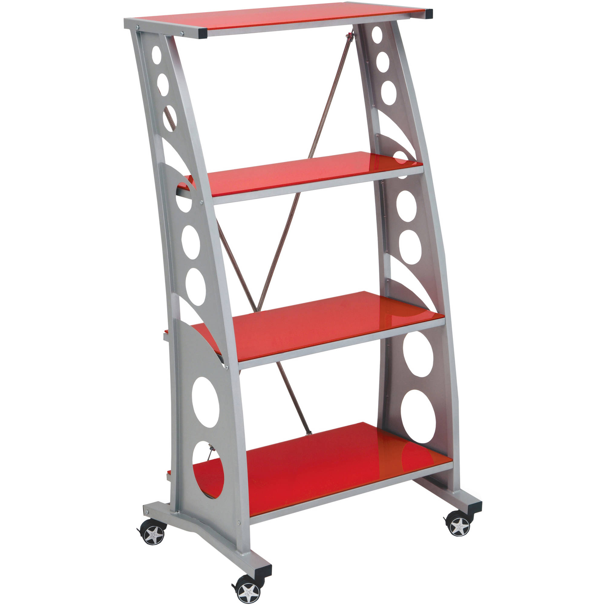 PitStop Chicane Book Case