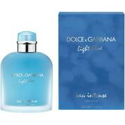 Dolce & Gabbana LBIMES67 Light Blue Eau Intense EDP Spray for Men - 6.7 oz