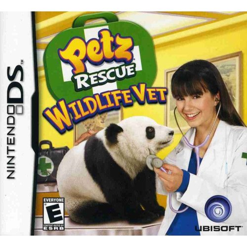 Petz Rescue: Wildlife Vet (DS)