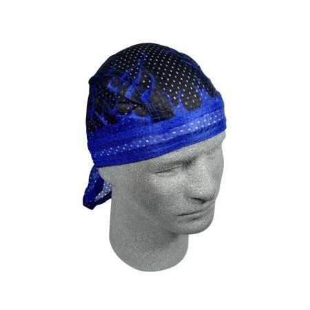 Zan Headgear Vented Polyester Mesh Flydanna