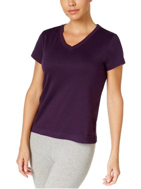6066f24a Product Image Jockey Womens V-Neck Short Sleeves Sleep Tee