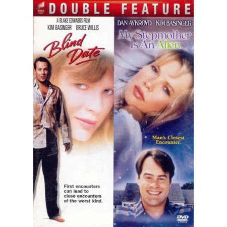Blind Date (1987) / My Stepmother Is An Alien (Double Feature) (Full Frame, Widescreen) (Which Date Is Halloween In 2017)