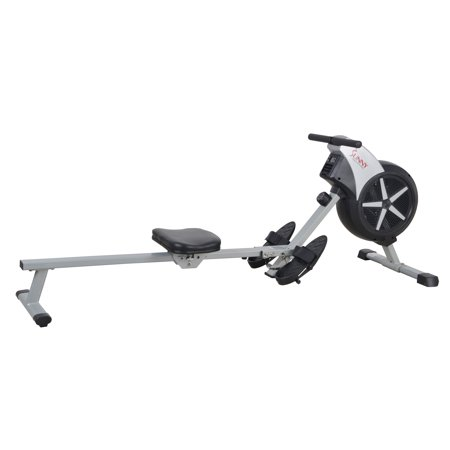 Sunny Health & Fitness SF-RW5633 Full Motion Air Rower Rowing Machine