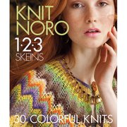 Sixth & Springs Books-Knit Noro 1-2-3 Skeins, Pk 1, Sixth & Spring