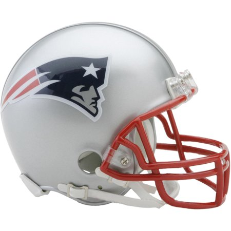 - Riddell New England Patriots VSR4 Mini Football Helmet