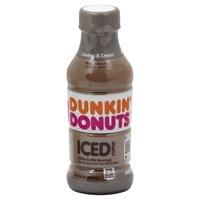 Dunkin' Donuts Cookies & Cream Iced Coffee, 13.7 Oz.