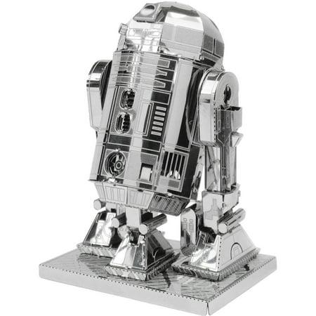 (Metal Earth 3D Laser Cut Model, Star Wars, R2D2)