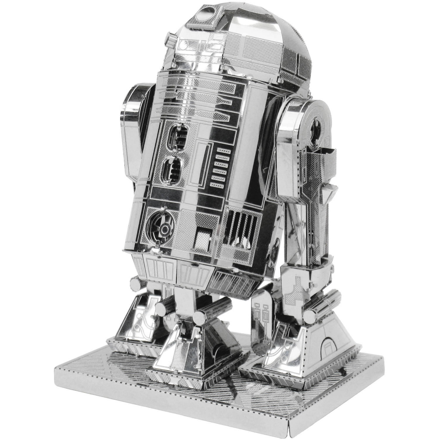 Metal Earth 3D Laser Cut Model, Star Wars, R2D2