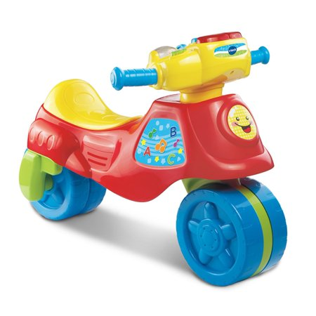 Vtech 2 In 1 Learn   Zoom Motorbike